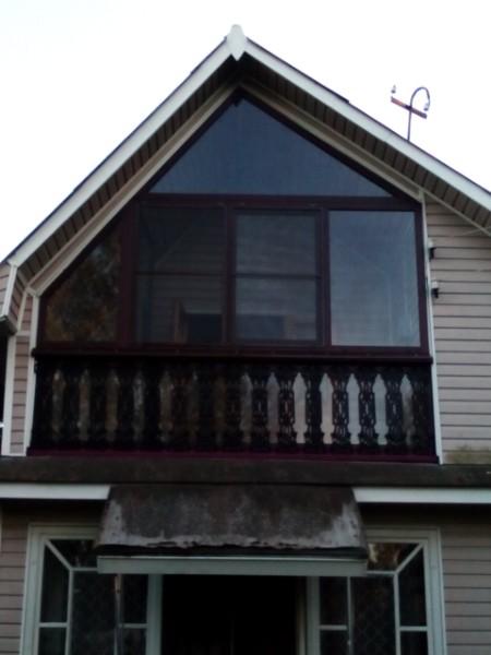 Остекление балконов и лоджий, загородных домов